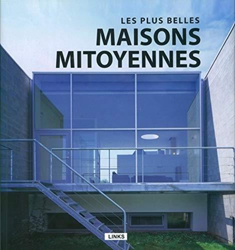 9788415123019: Les Plus Belles Maisons Mitoyennes
