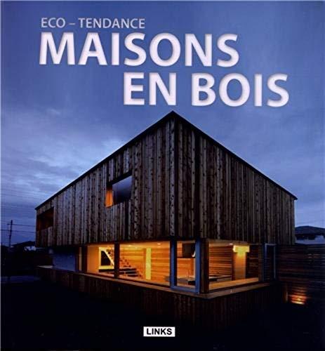 9788415123439: Maisons en bois : Eco-tendance