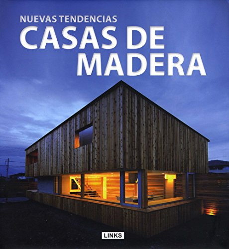 9788415123446: Casas de Madera - nuevas tendencias