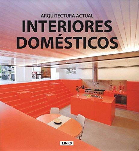 9788415123651: Interiores domésticos. Arquitectura actual