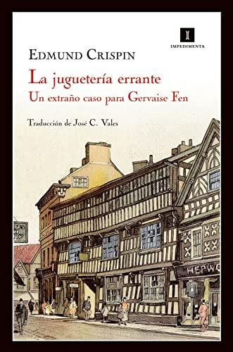 9788415130208: La juguetería errante: Un misterio para Gervase Fen (Spanish Edition)