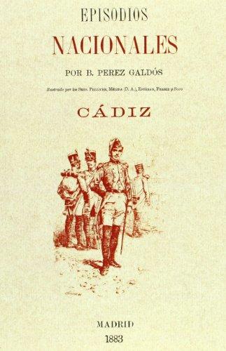 9788415131267: CADIZ. EPISODIOS NACIONALES
