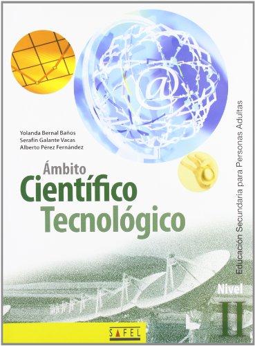 9788415138181: Ámbito Científico Tecnológico. Nivel II. ESPA 3
