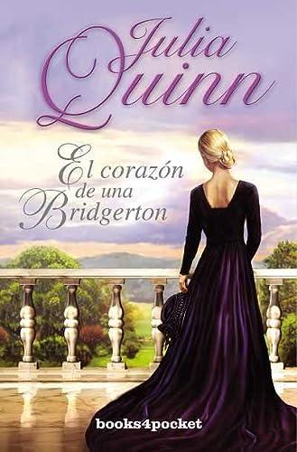 9788415139072: El corazón de una Bridgerton (Books4pocket romántica)
