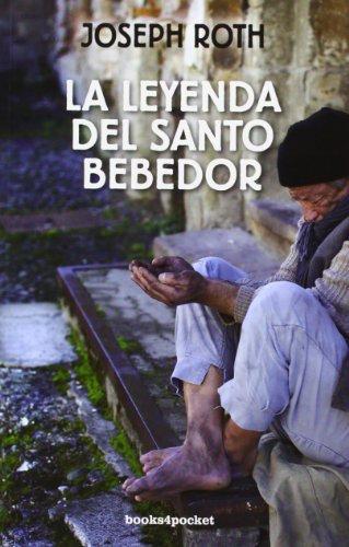 9788415139904: La leyenda del santo bebedor (Books4pocket)