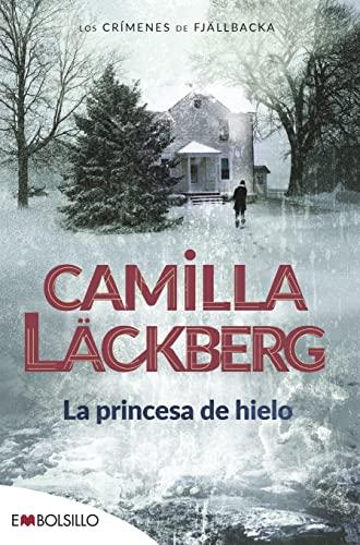 9788415140054: La princesa de hielo (EMBOLSILLO)