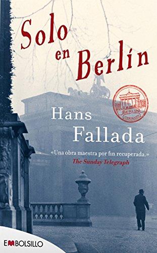 9788415140658: solo en berlin (Spanish Edition)