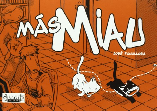9788415153153: MAS MIAU (Miau (diabolo))