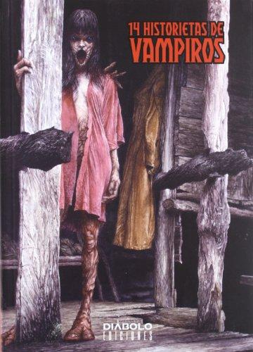 9788415153535: 14 historietas de vampiros