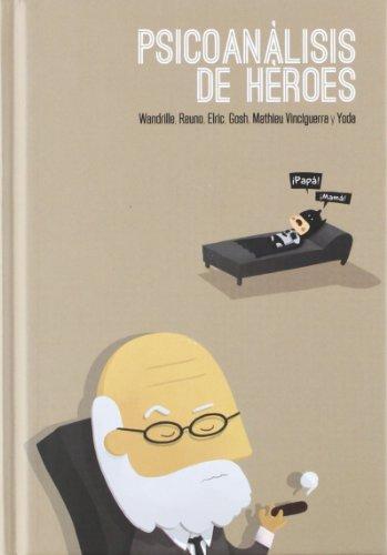9788415153566: Psicoanalisis De Heroes