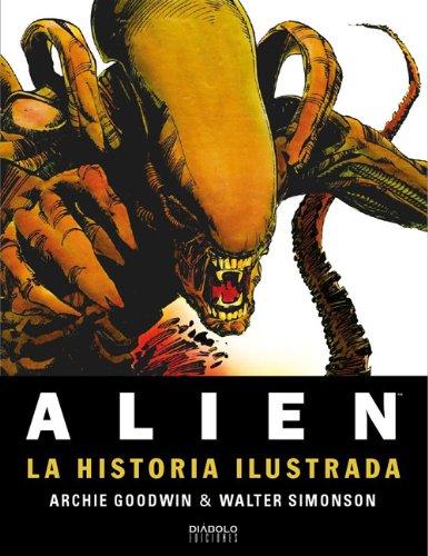 9788415153696: ALIEN - LA HISTORIA ILUSTRADA