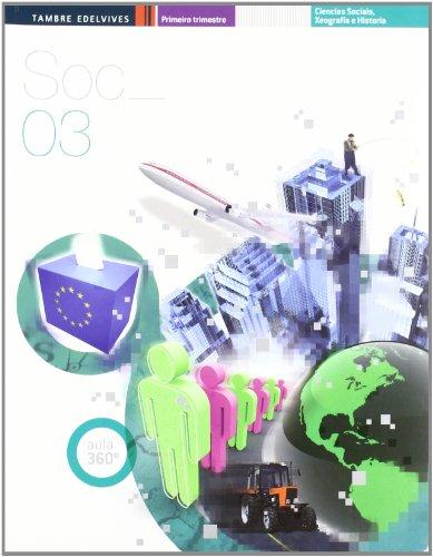 9788415165132: Ciencias Sociais (Geografia e Historia) 3º ESO