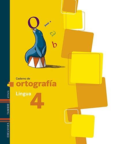 9788415165484: (G).(11).CADERNO ORTOGRAFIA 4.PRIM.*GALEGO*