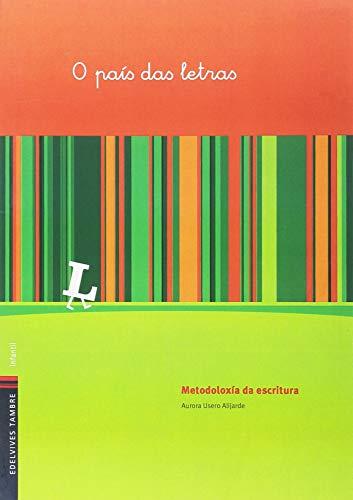9788415165842: Metodoloxía da escritura O Pais das letras - 9788415165842