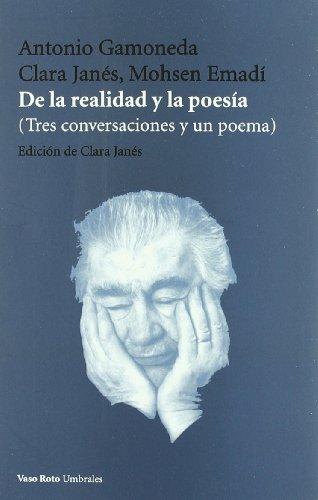 9788415168027: De la realidad y la poesía (Spanish Edition)