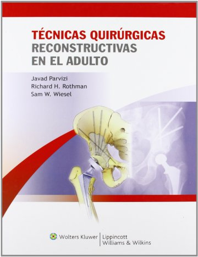 9788415169000: Técnicas quirúrgicas reconstructivas en el adulto (Spanish Edition)
