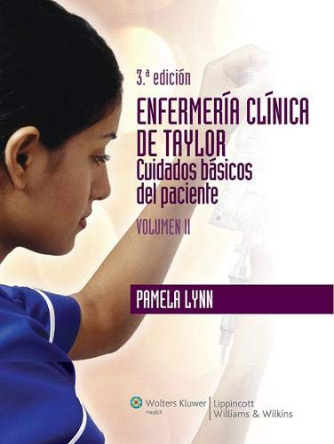 1: Enfermería clínica de Taylor. Competencias básicas.: Lynn MSN RN,