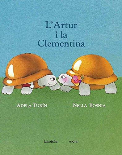 9788415170174: L'Artur i la Clementina (Col·lecció Adela Turín)