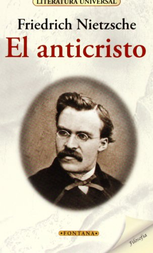 9788415171027: ANTICRISTO BOLSILLO