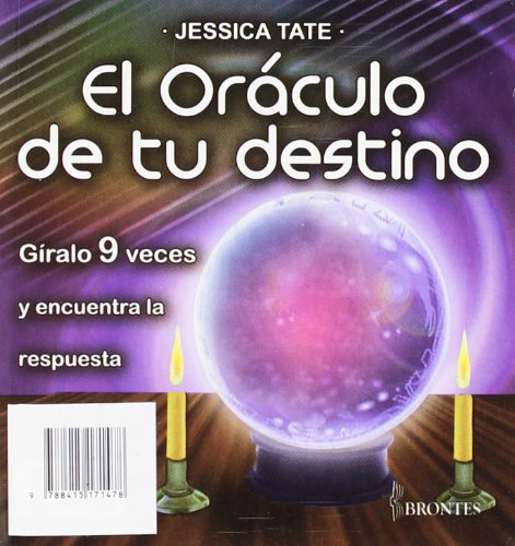 9788415171478: EL ORACULO DE TU DESTINO: GIRALO 9 VECES Y ENCUENTRA LA RESPUESTA