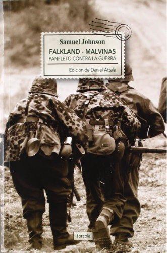 9788415174110: Falkland-Malvinas. Panfleto contra la guerra (Singladuras)
