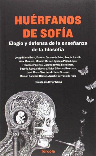 9788415174936: Huérfanos De Sofía (Señales)