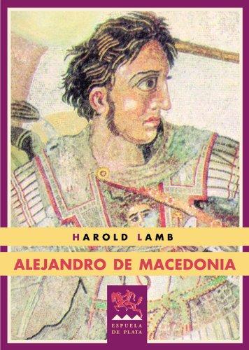 9788415177036: Alejandro de Macedonia
