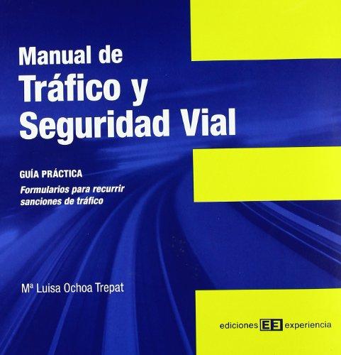 9788415179061: Manual de tráfico y seguridad vial