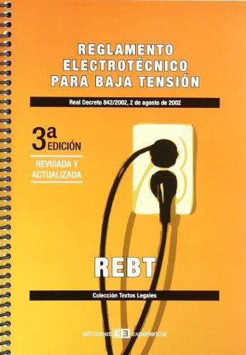 9788415179115: Reglamento Electrotécnico para Baja Tensión