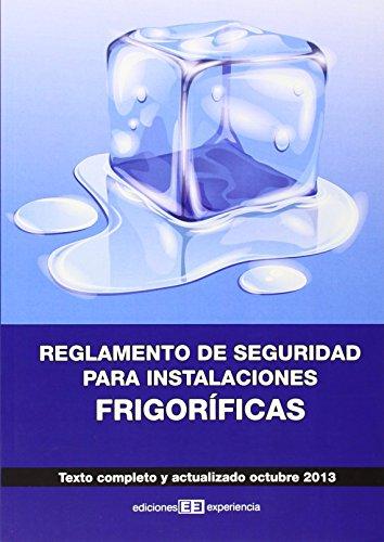 9788415179825: REGLAMENTO DE SEGURIDAD PARA INSTALACIONES FRIGORIFICAS