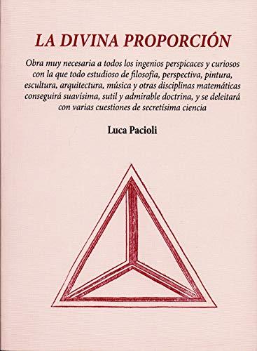 Diuina proportione: Pacioli, Luca