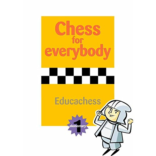 9788415184201: Chess for everybody. Elementary 1