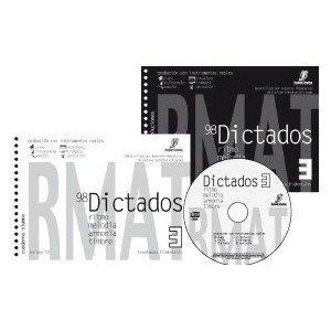 9788415188230: ENCLAVE - Dictados 3� (Alumno y Profesor) (98 Ejercicios) (Inc.CD)