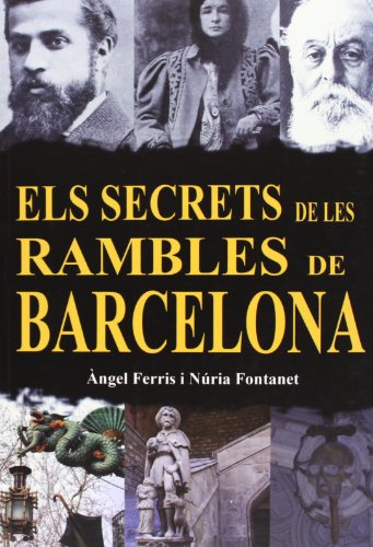 9788415191728: SECRETS DE LES RAMBLES DE BARCELONA EDICION EN CATALAN