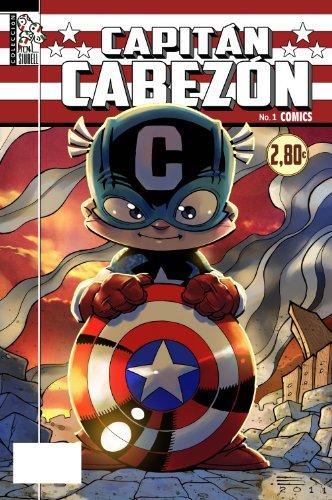 9788415201434: Capitán Cabezón (Cómic)