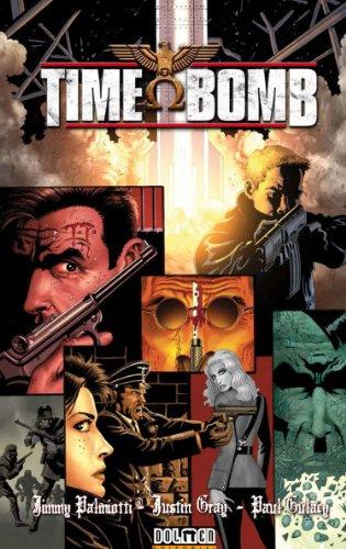 9788415201588: Time Bomb (Cómic)