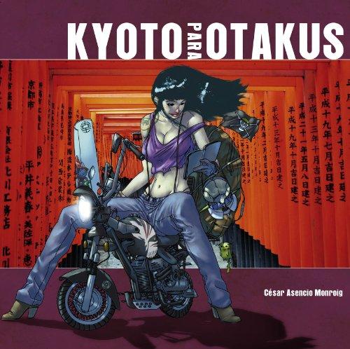 9788415201656: Kyoto para Otakus (Manga (tebeos Dolmen))