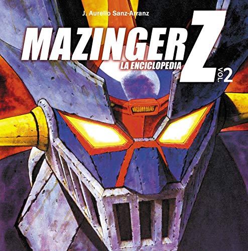 9788415201700: Mazinger Z: La enciclopedia. Vol. 2 (Manga Books)