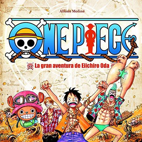 9788415201854: One Piece: La gran aventura de Eiichiro Oda (Manga (tebeos Dolmen))