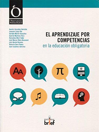 9788415204121: APRENDIZAJE POR COMPETENCIAS EN LA EDUCACION OBLIGATORIA