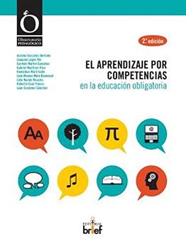 9788415204176: El aprendizaje por competencias en la educación obligatoria