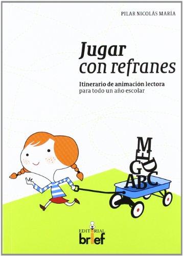 9788415204220: Jugar con refranes