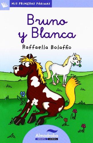 9788415207351: Bruno y Blanca (letra cursiva)
