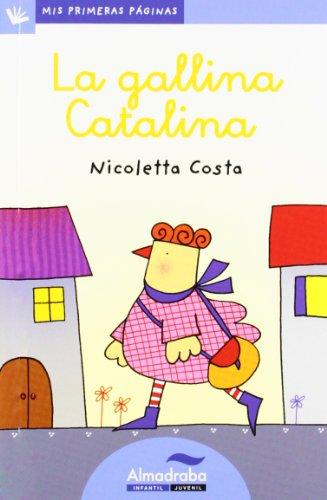 9788415207368: La gallina Catalina (letra cursiva)