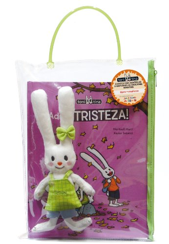 9788415207832: Adiós, tristeza! (libro + muñeco) (Toni y Tina)