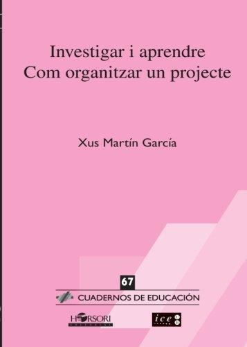 Investigar i aprendre: Xus Martín García