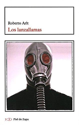 9788415216445: Los lanzallamas (Piel De Zapa)