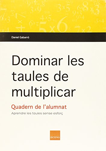 9788415218616: Dominar Les Taules De Multiplicar