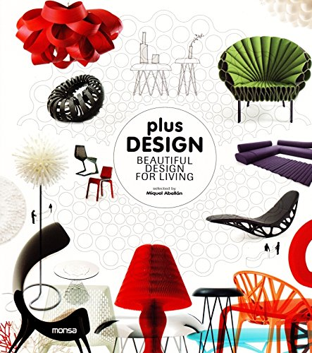9788415223047: Plus Design: Beautiful Design for Living (English and Spanish Edition)