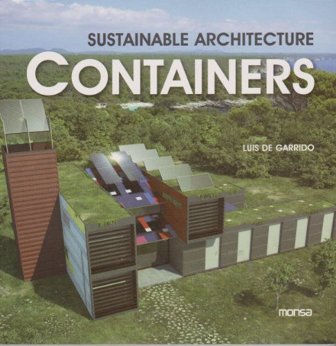 9788415223351: Sustainable Architecture Containers (English and Spanish Edition)